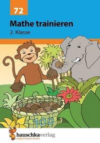 Cover von Mathe trainieren 2. Klasse