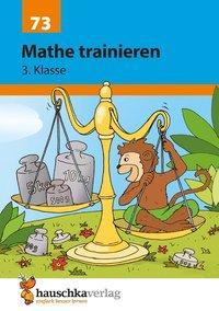 Cover von Mathe trainieren 3. Klasse