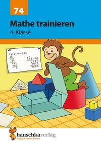 Cover von Mathe trainieren 4. Klasse