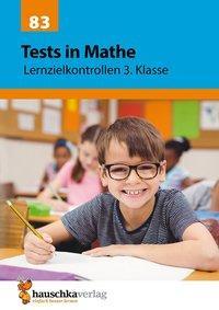 Cover von Tests in Mathe - Lernzielkontrollen 3. Klasse