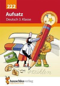 Cover von Aufsatz Deutsch 3. Klasse