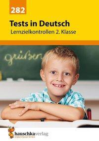 Cover von Tests in Deutsch - Lernzielkontrollen 2. Klasse