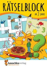 Cover von Rätselblock ab 7 Jahre