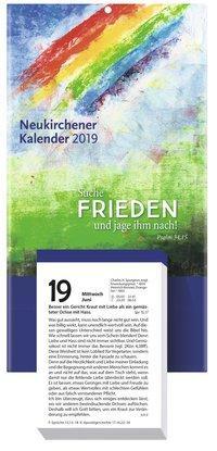 Cover von Neukirchener Kalender 2019 - Abreißkalender