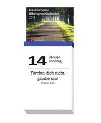 Cover von Neukirchener Bibelspruchkalender 2019