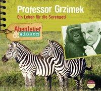 Cover von Abenteuer & Wissen: Professor Grzimek