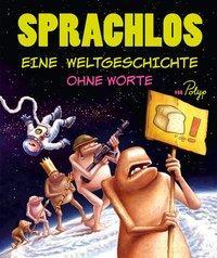 Cover von Sprachlos. Eine Weltgeschichte ohne Worte