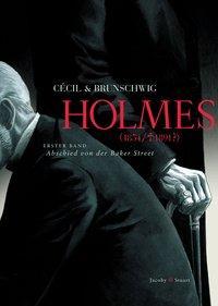Cover von Holmes (1854–†1891?) ERSTER BAND
