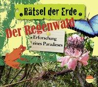 Cover von Rätsel der Erde: Der Regenwald