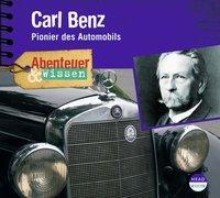 Cover von Abenteuer & Wissen: Carl Benz
