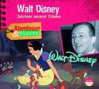 Cover von Abenteuer & Wissen: Walt Disney
