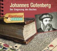 Cover von Abenteuer & Wissen: Johannes Gutenberg