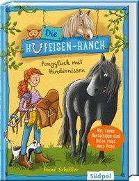 Cover von Die Hufeisen-Ranch - Ponyglück mit Hindernissen