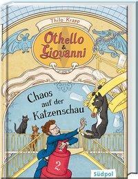 Cover von Othello & Giovanni – Chaos auf der Katzenschau