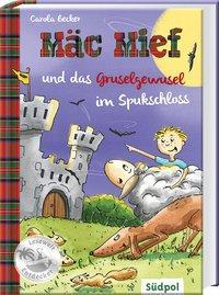 Cover von Mäc Mief und das Gruselgewusel im Spukschloss
