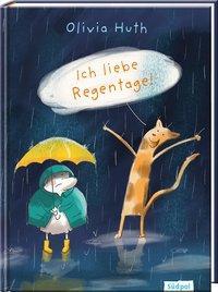 Cover von Ich liebe Regentage!