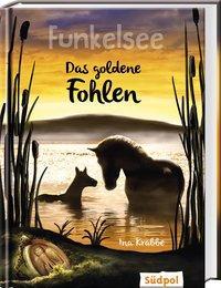 Cover von Funkelsee – Das goldene Fohlen