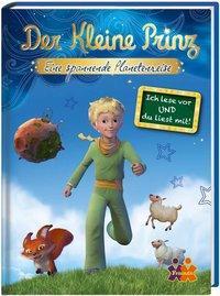 Cover von Der kleine Prinz. Eine spannende Planetenreise für Erstleser