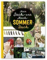Cover von Mein Sach- und Mach-Sommer-Buch