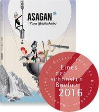 Cover von ASAGAN – Neue Geschichte(n)