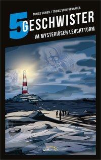 Cover von 5 Geschwister: Im mysteriösen Leuchtturm (Band 11)