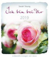 Cover von Ich bin bei dir 2019 - Postkartenkalender