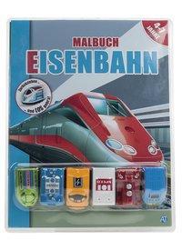 Cover von Malbuch mit Fahrzeuge