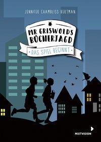Cover von Mr Griswolds Bücherjagd