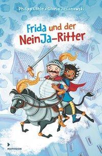 Cover von Frida und der NeinJa-Ritter