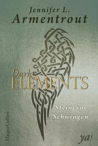Cover von Dark Elements 1 - Steinerne Schwingen