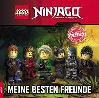Cover von LEGO® NINJAGO®. Meine besten Freunde