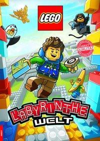 Cover von LEGO® Labyrinthe-Welt