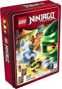 Cover von LEGO® NINJAGO® Meine NINJAGO® Rätselbox
