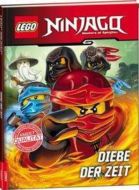 Cover von LEGO® NINJAGO® Diebe der Zeit