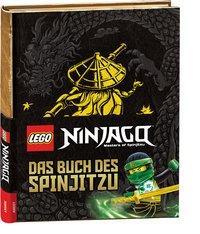 Cover von LEGO® NINJAGO® Das Buch des Spinjitzu
