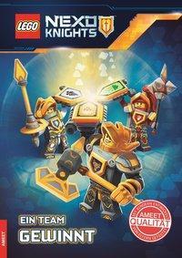 Cover von LEGO® Nexo Knights™ Ein Team gewinnt