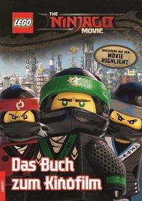 Cover von The LEGO® NINJAGO® MOVIE™ Das Buch zum Kinofilm