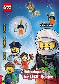 Cover von LEGO® - Rätselspaß für LEGO® Helden