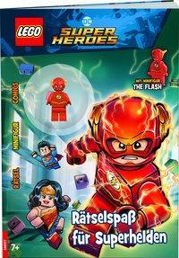 Cover von LEGO®DC COMICS SUPER HEROES - Rätselspaß für Superhelden