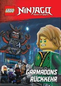 Cover von LEGO® NINJAGO® - Garmadons Rückkehr