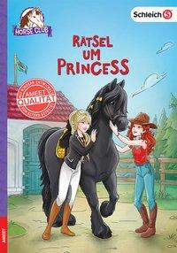 Cover von SCHLEICH® Horse Club - Rätsel um Princess