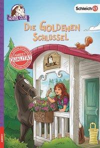 Cover von SCHLEICH® Horse Club - Die goldenen Schlüssel