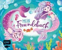 Cover von Mein Freundebuch Meerjungfrau
