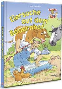 Cover von Bauer Bolle - Eiersuche auf dem Bauernhof
