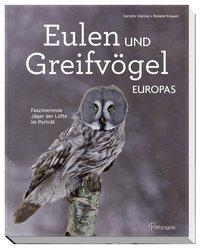 Cover von Eulen und Greifvögel Europas
