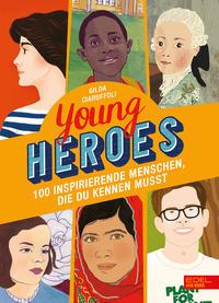 Cover von Young Heroes