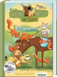 Cover von Das Wilde Haus der Tiere – Baby-Alarm