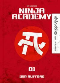 Cover von Ninja Academy 1