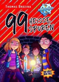 Cover von 99 heiße Spuren