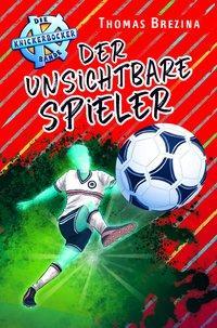 Cover von Der unsichtbare Spieler